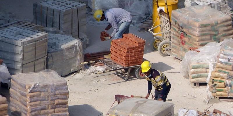 Vagas na construção civil aumentam 87,7% no primeiro bimestre em Minas