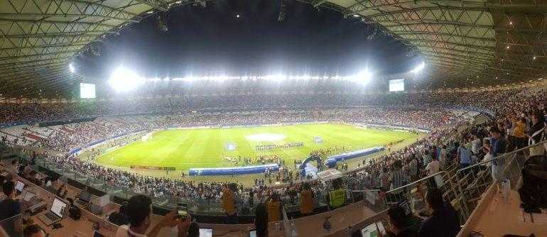 Projetos sociais de Minas Gerais serão contemplados com ingressos para a Copa América