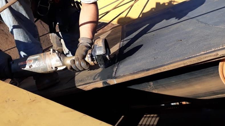 Correias transportadoras são fundamentais na mineração