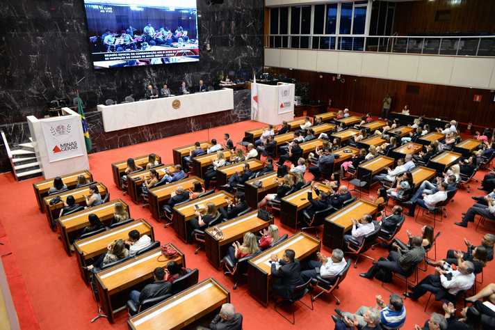 Veja quantos votos teve cada um dos deputados estaduais eleitos em Minas Gerais