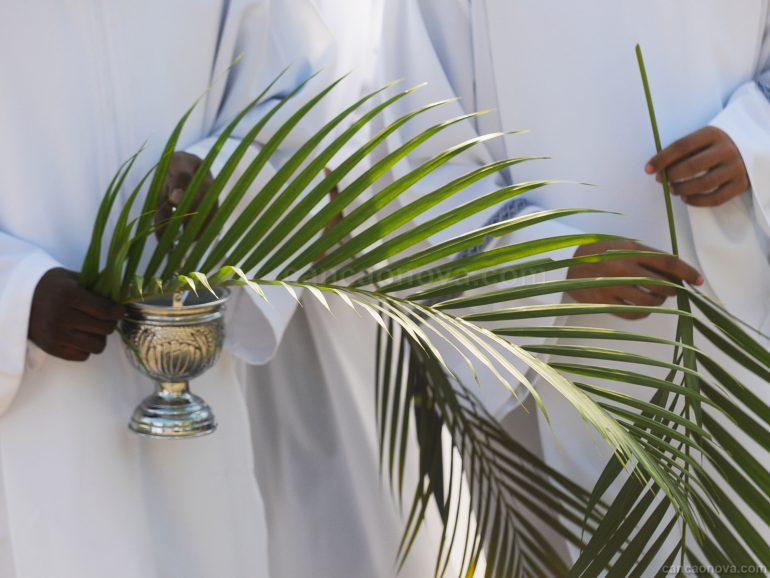Domingo de Ramos marca o início da Semana Santa