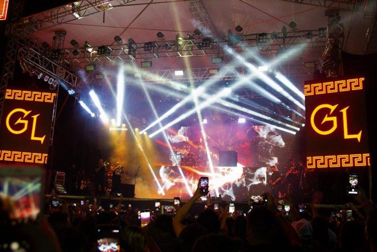 Região se mobiliza para conferir show do Gusttavo Lima na DeFato Fest