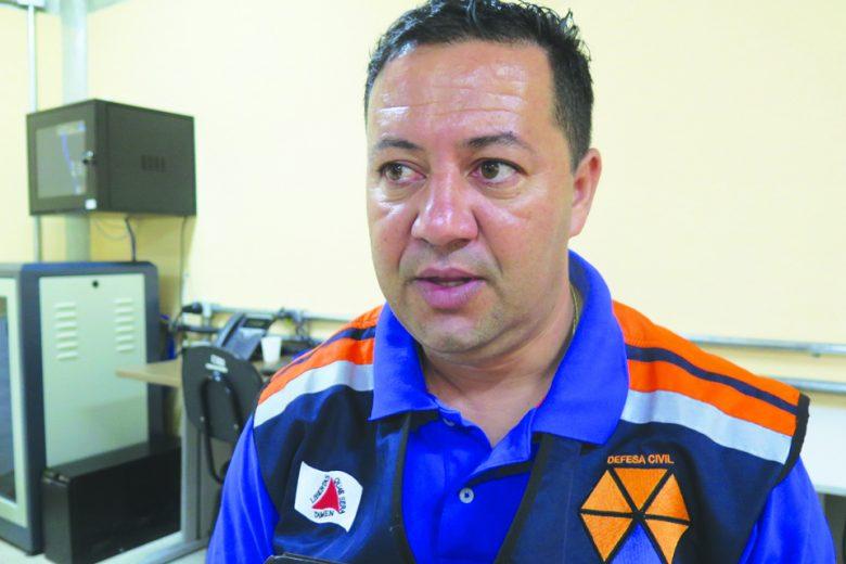 """""""Simulado de Itabira é um grande desafio"""", diz Godinho"""