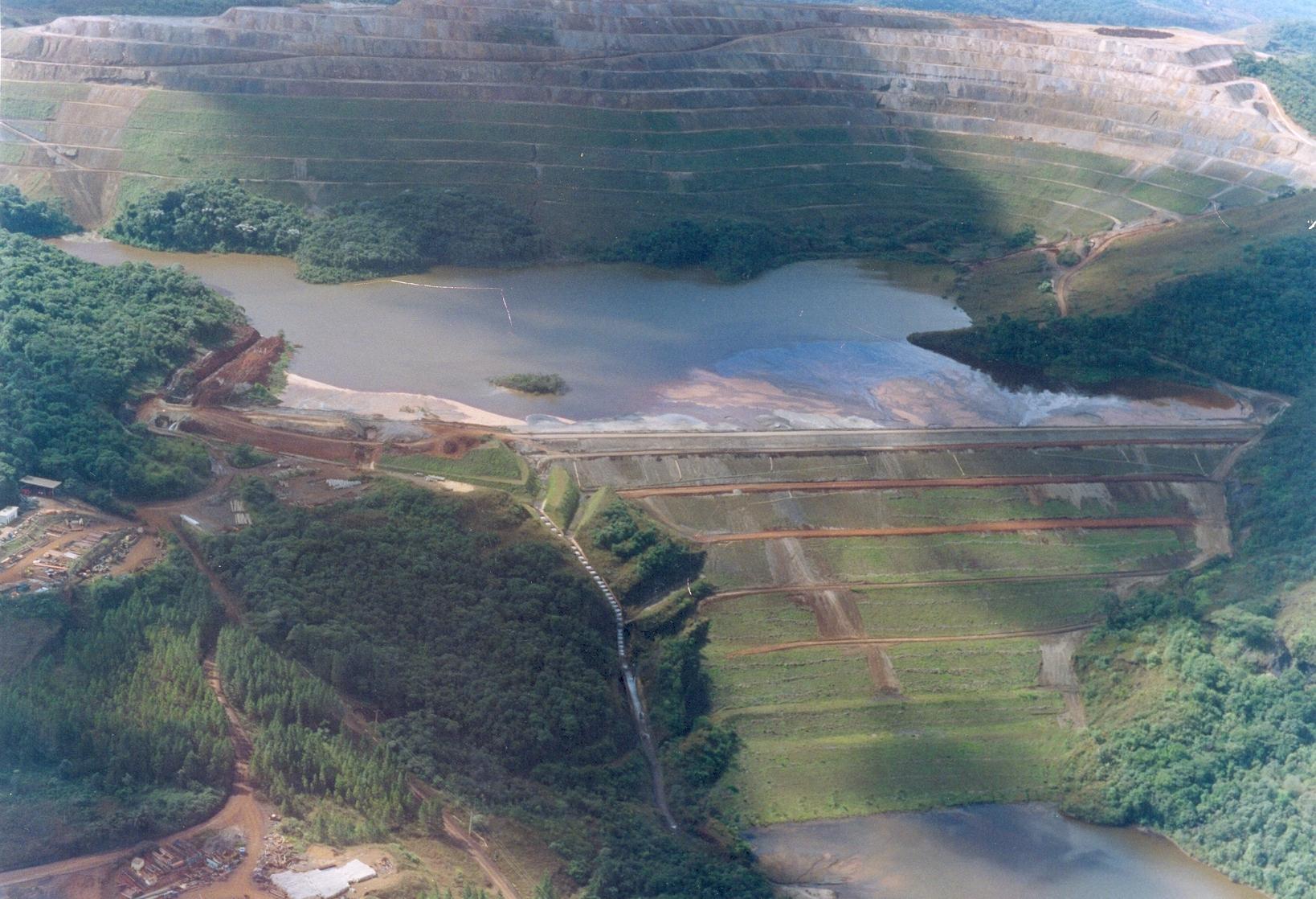 MP e Vale assinam acordo para auditoria independente em barragens de Barão de Cocais