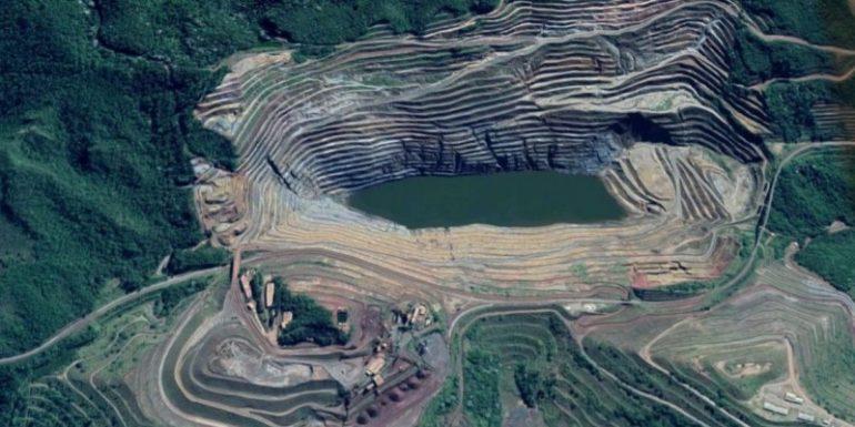 Vale realiza simulado com resgate aéreo na mina de Gongo Soco