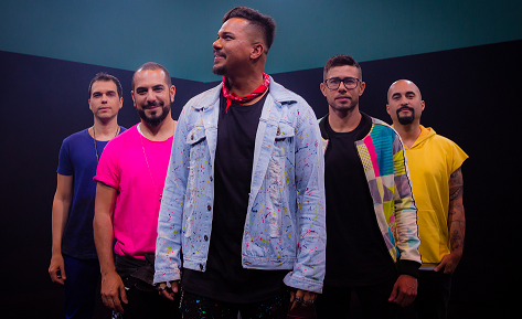 Sorriso Maroto apresentará seu novo show no Itabira Samba Fest