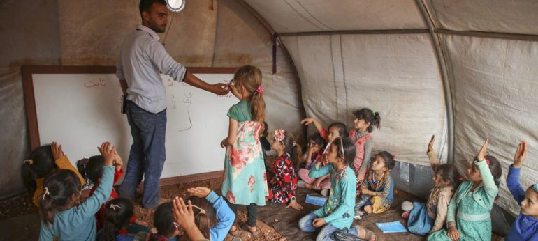 Unesco defende capacitação de professores para lidar com estudantes refugiados vítimas de trauma