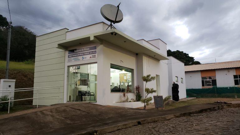 Ampliação da farmácia de Catas Altas é entregue à comunidade