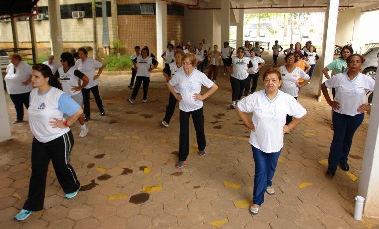 Semana de atividades de saúde convida itabiranos a se movimentarem