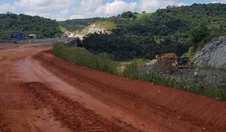 Máquinas voltam a operar em trecho da BR-381 entre Barão de Cocais e Caeté