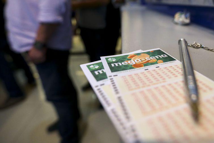 Mega-Sena sorteia nesta quarta-feira prêmio de R$ 12 milhões