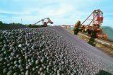 Ações da Vale sobem impulsionadas por alta do minério