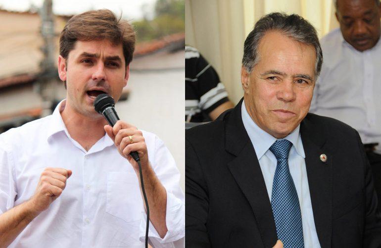 Bernardo Mucida e Nozinho não se elegem para a Assembleia Legislativa de Minas Gerais