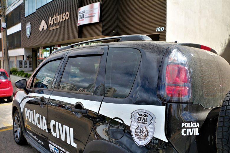 Empresário é preso por crime sexual em operação da Polícia Civil em João Monlevade