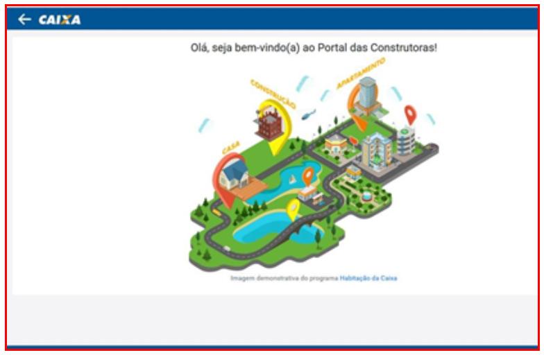 Caixa Econômica disponibiliza Portal das Construtoras