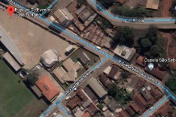 Homem é encontrado morto na Praça de Eventos em Barão de Cocais