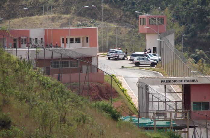 Onda de rejeitos do Itabiruçu chega ao presídio de Itabira em seis minutos