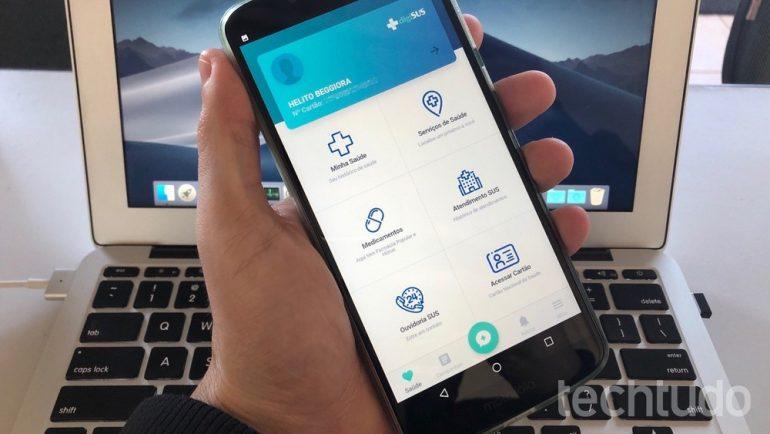 App Meu digiSUS permite agendar consultas no Sistema Único de Saúde