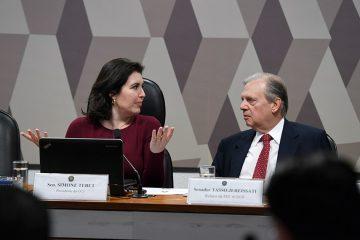 CCJ do Senado inicia debate sobre reforma da Previdência