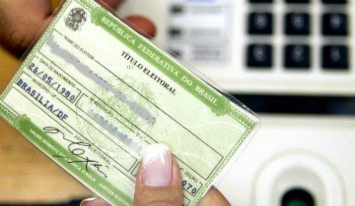 Justiça eleitoral cancela 2,4 milhões de títulos de eleitores