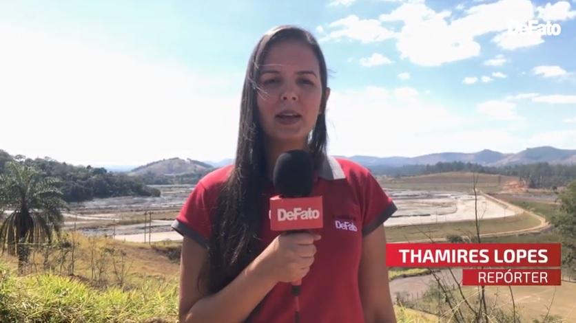 Imagem: Simulado em Itabira: confira VÍDEO com IMAGENS AÉREAS