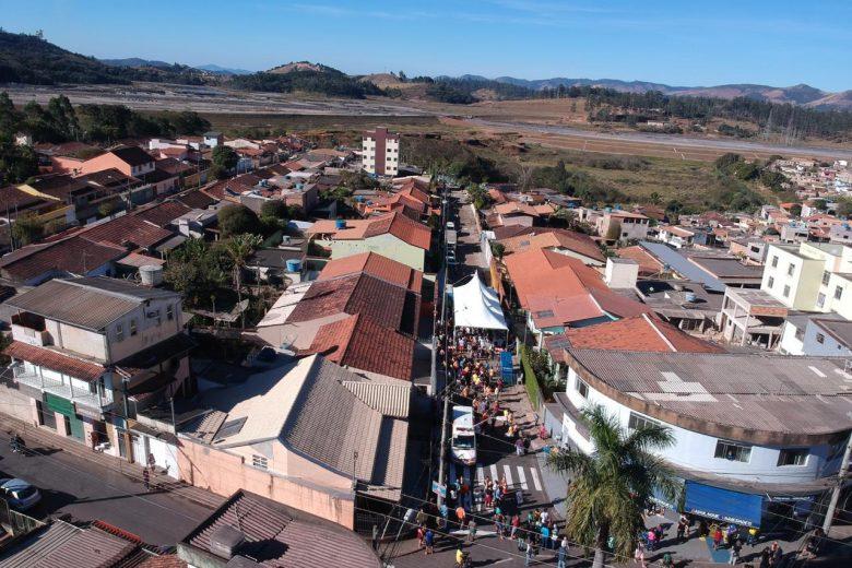 Bairro a bairro: como foi o simulado de rompimento de barragem em Itabira