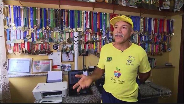 Corredor itabirano é destaque em matéria da Globo sobre a Volta da Pampulha
