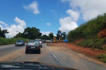 Veja como estão as estradas federais de Minas Gerais na manhã desta sexta, 13