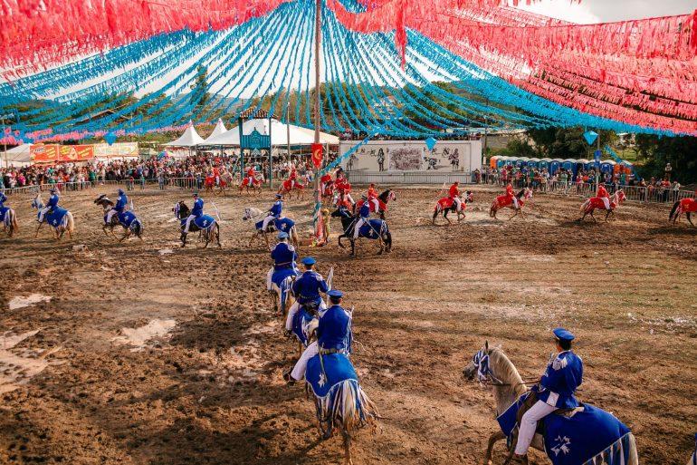 Festa de São Gonçalo e Cavalhadas a partir de amanhã em Ouro Preto