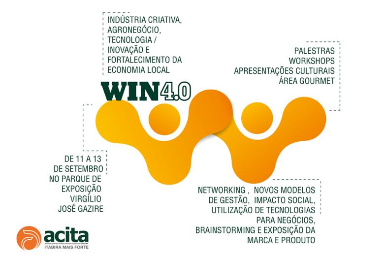 Win 4.0 discute diversificação econômica de Itabira com foco na tecnologia