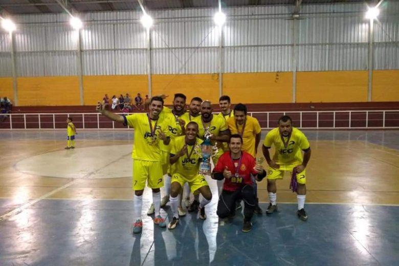 Equipe Centro vence 1º Torneio de Futsal de São Gonçalo