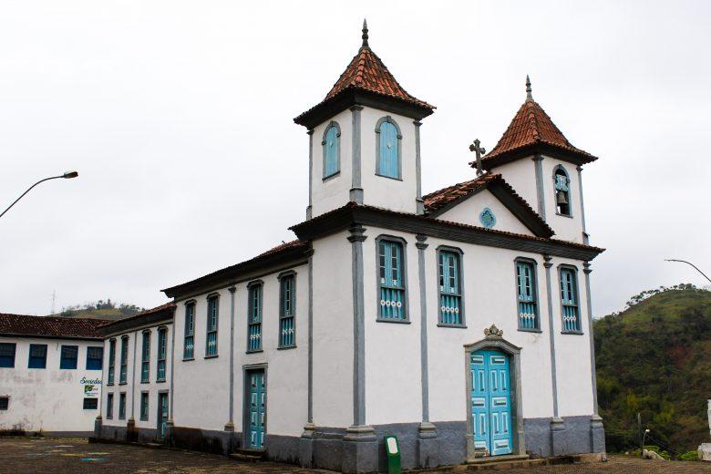 Anunciada última etapa de restauro na igreja de Cachoeira do Brumado, em Mariana