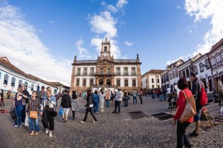 Ouro Preto é destaque no Mapa do Turismo Brasileiro