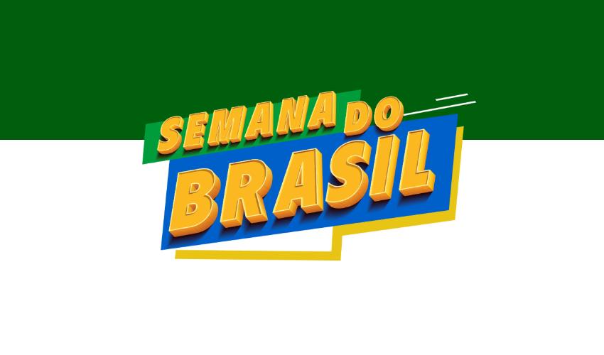 Como surgiu a Semana do Brasil