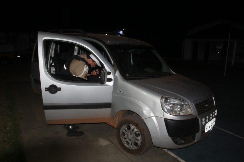 Blitz em Itabira prende homem com meio quilo de crack no carro