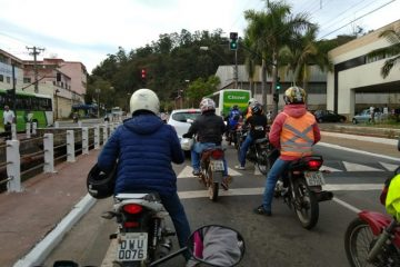 Audiência para discutir regulamentação do motofrete em Itabira é adiada