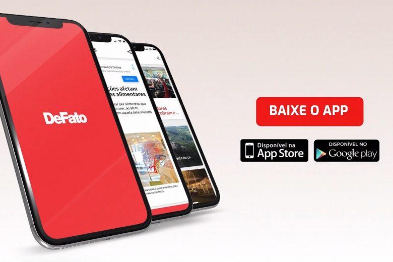 Aplicativo DeFato Online notifica usuários sobre conteúdo em tempo real