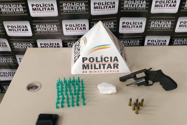 Suspeito de homicídio é preso em Monlevade