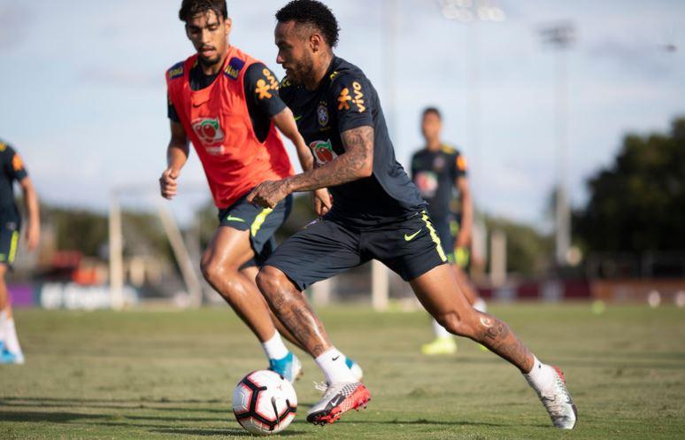 Com volta de Neymar, Brasil enfrenta a Colômbia em amistoso nesta sexta