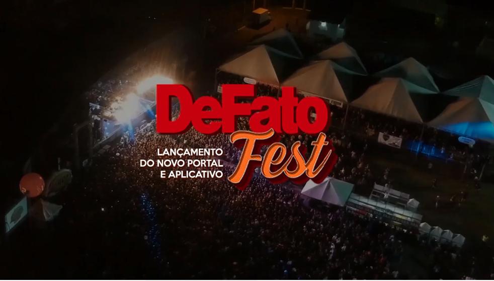 Imagem: Show de Gusttavo Lima lança novo aplicativo e portal DeFato Online