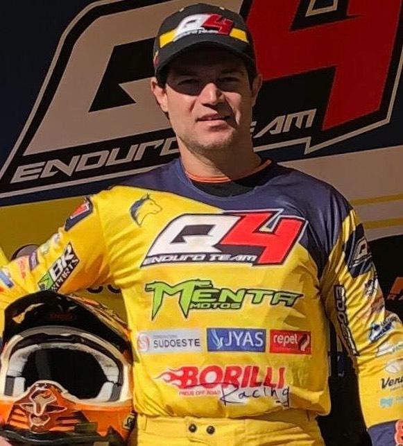 Monlevadense é campeão brasileiro de enduro