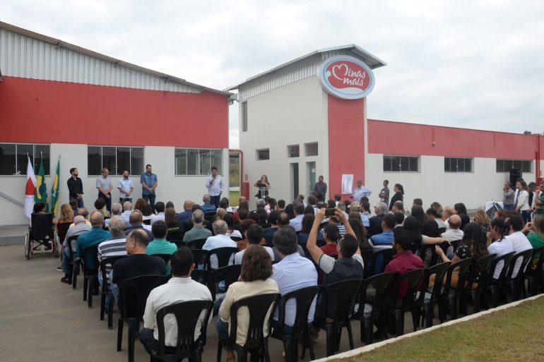 Décima empresa é inaugurada em Distrito Industrial de São Gonçalo