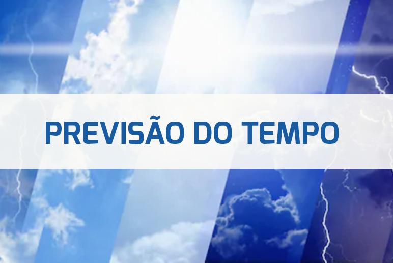 Veja a previsão de tempo para Itabira e região neste domingo, 15
