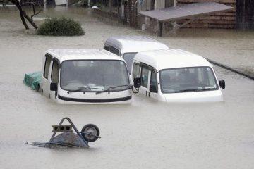Novas tempestades se aproximam do Japão nesta semana