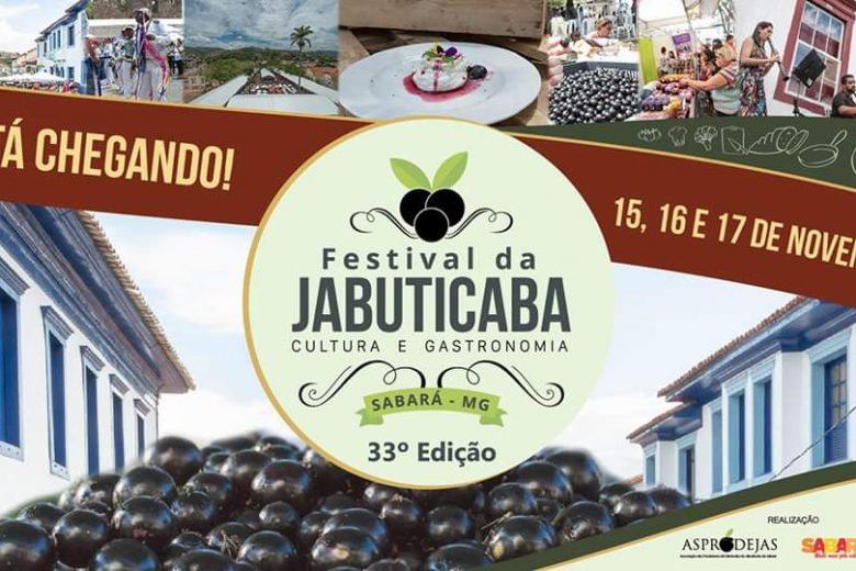 33° Festival da Jaboticaba de Sabará