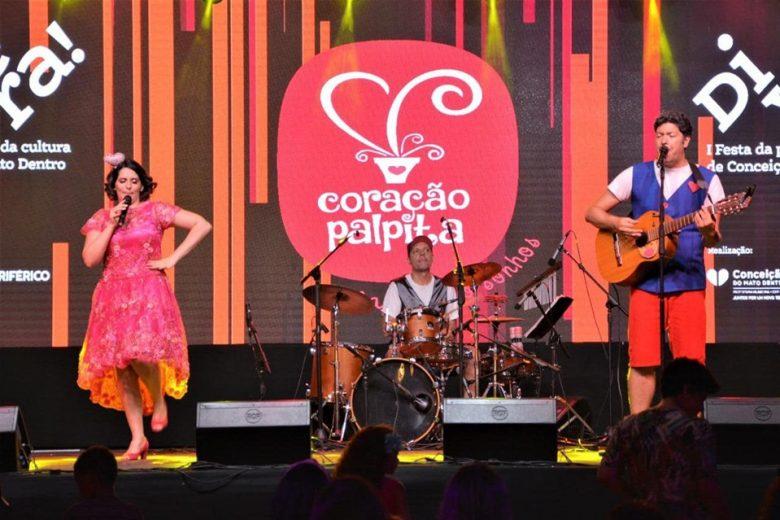 Conceição realiza Divera!: 1ª Festa da Palavra e da Cultura