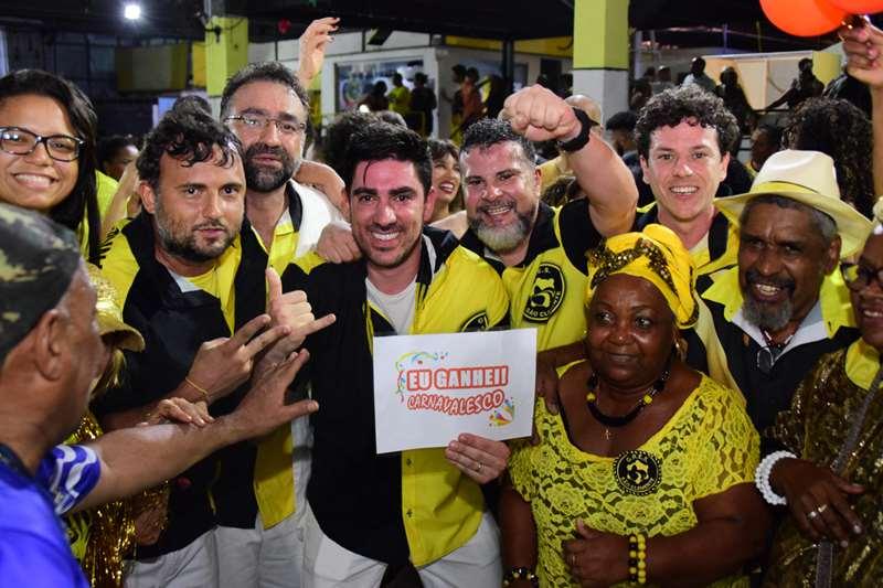 São Clemente homenageará Ouro Preto em seu enredo no carnaval de 2020