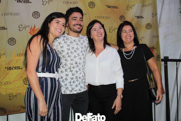 Show de Thiago Brado em Itabira