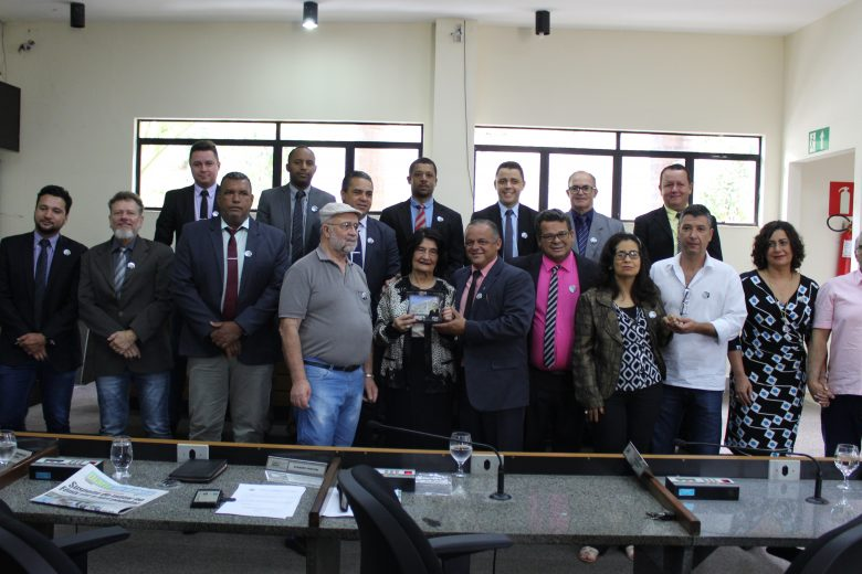 Câmara de Itabira presta homenagem a centenário de ex-prefeito Luiz Menezes