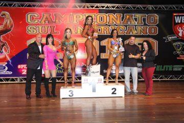 Itabirana conquista Campeonato Sul-Americano de fisiculturismo